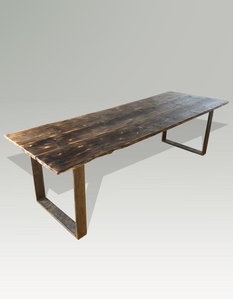 von Hohnstein - Massivholz Tisch - Goslar