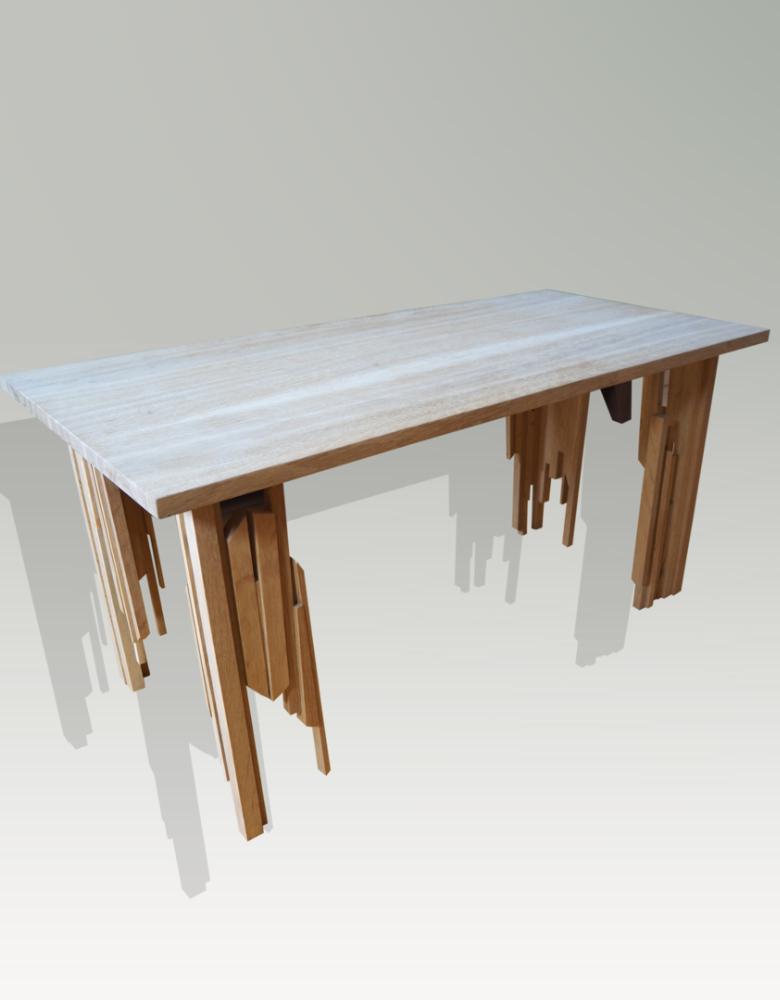 von Hohnstein - Massivholz Tisch - Schierke