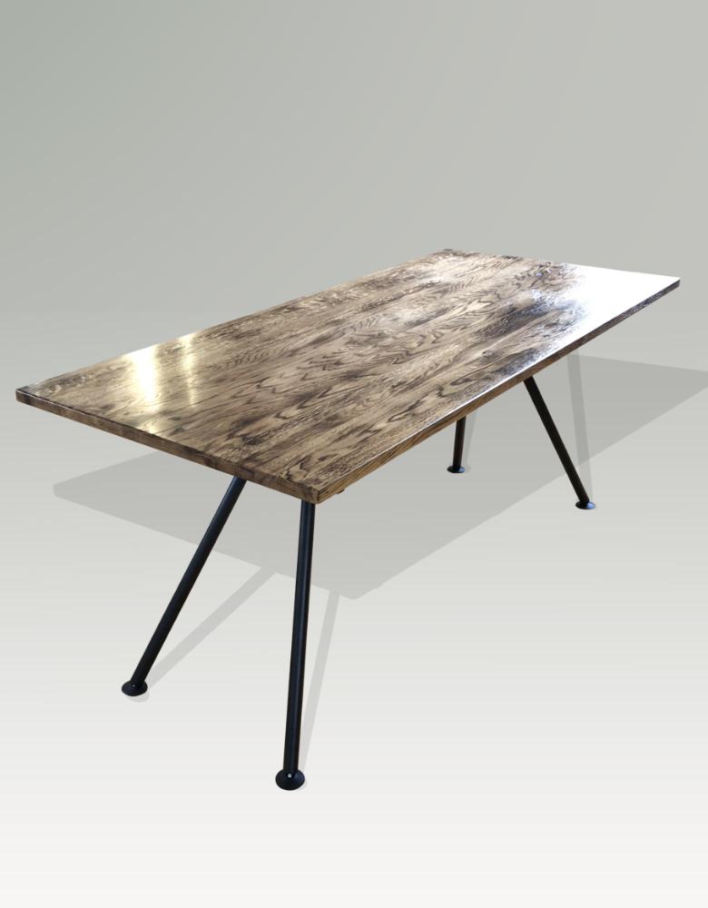 von Hohnstein - Massivholz Tisch - Stiege