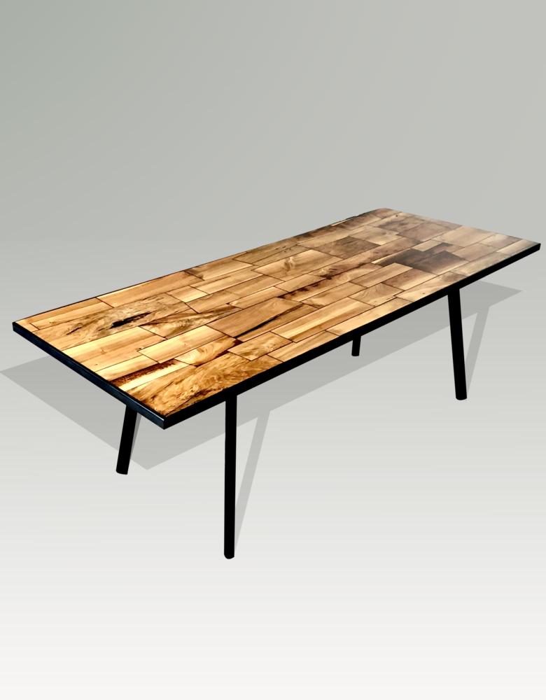 von Hohnstein - Massivholz Tisch - Wildemann