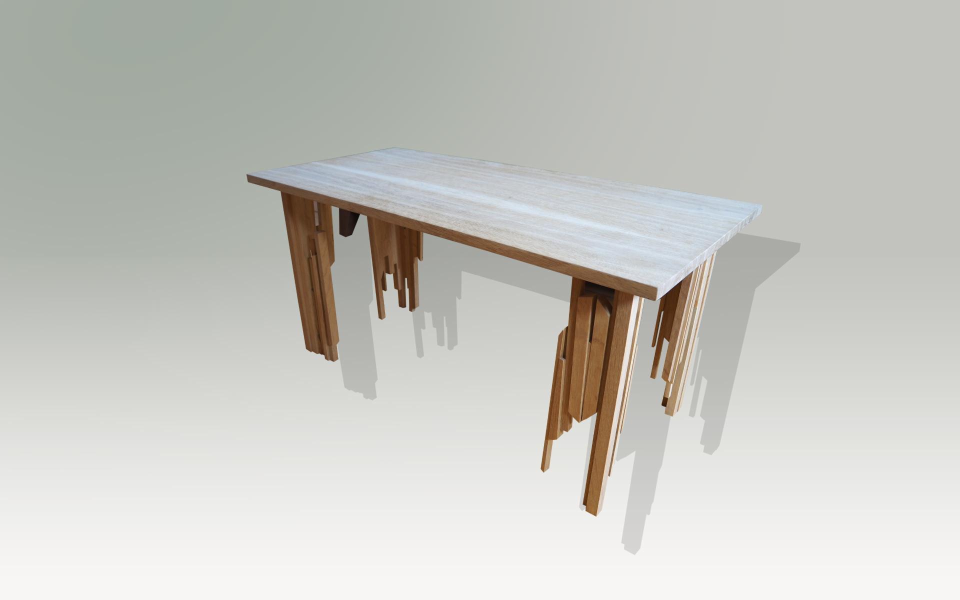 vonHohnstein - Massivholz Tisch - Schierke