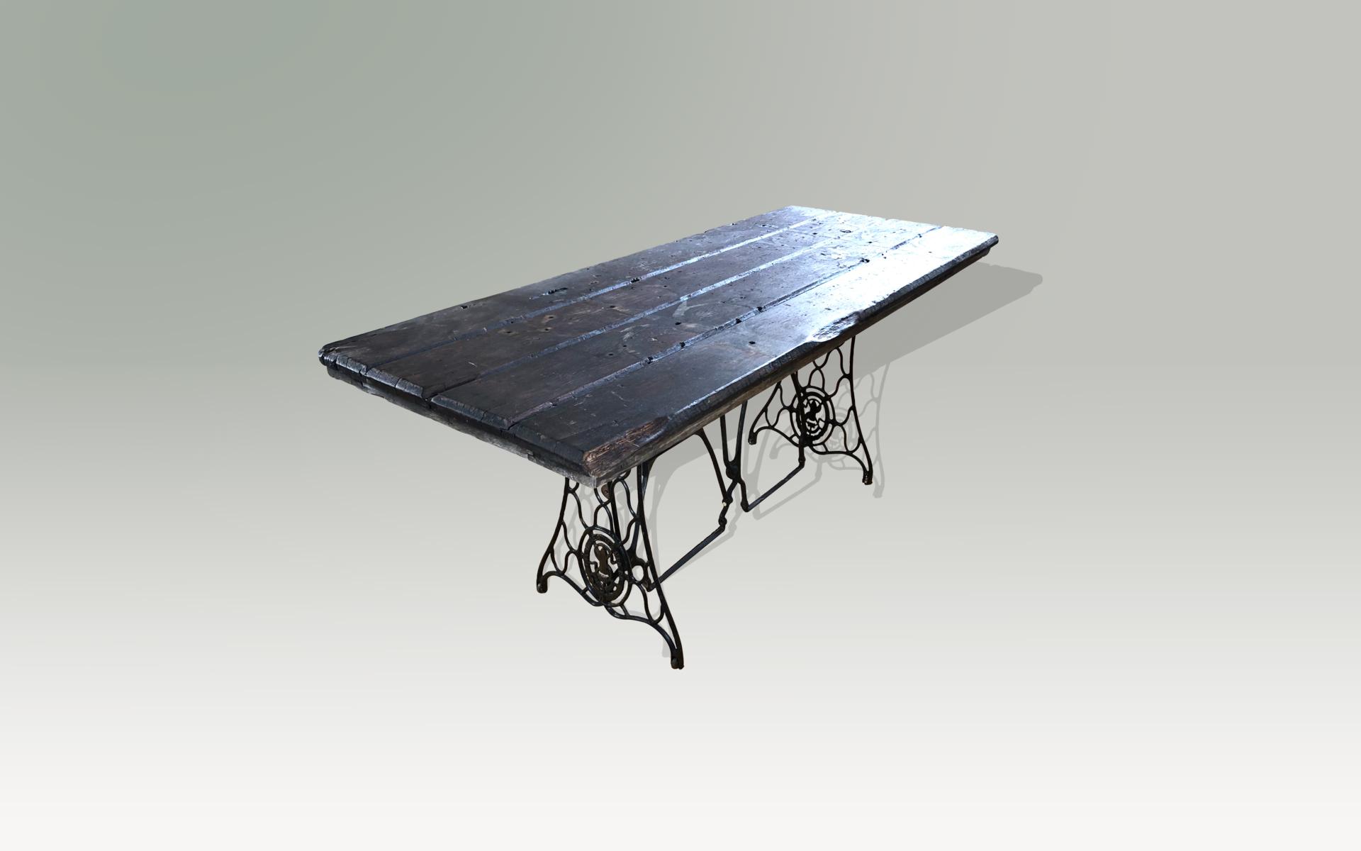vonHohnstein - Massivholz Tisch - Tanne